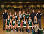2014 Women's Basketball Team