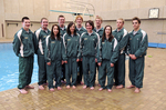2010 Men's & Women's Swim Team