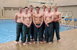2010 Men's Swim Team