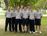 2010 Men's Golf Team