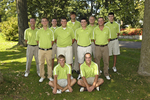 2009 Men's Golf Team