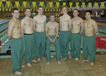 2009 Men's Swim Team