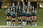 2009 Women's Volleyball Team