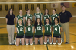 2008 Women's Volleyball Team