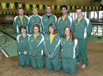 2007 Men's & Women's Swim Team