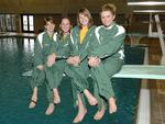 2007 Women's Swim Team