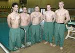 2007 Men's Swim Team