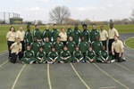 2007 Men's Track and Field Team