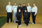 2007 Women's Cross Country Team
