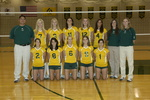 2007 Women's Volleyball Team