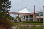 McAninch Arts Center Exterior - Lakeside Pavilion_02