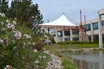 McAninch Arts Center Exterior - Lakeside Pavilion_04