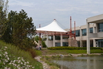McAninch Arts Center Exterior - Lakeside Pavilion_05