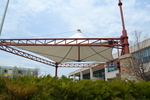 McAninch Arts Center Exterior - Lakeside Pavilion_06