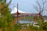 McAninch Arts Center Exterior - Lakeside Pavilion_07