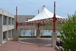 McAninch Arts Center Exterior - Lakeside Pavilion_08
