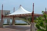 McAninch Arts Center Exterior - Lakeside Pavilion_09