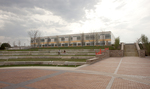 McAninch Arts Center Courtyard Before Renovation_01