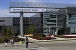 Technical Education Center Exterior_06
