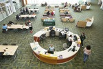 Student Services Center Interior_11