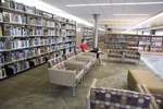 Student Resource Center - Library With Students_18