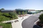 Physical Education Center Exterior_01
